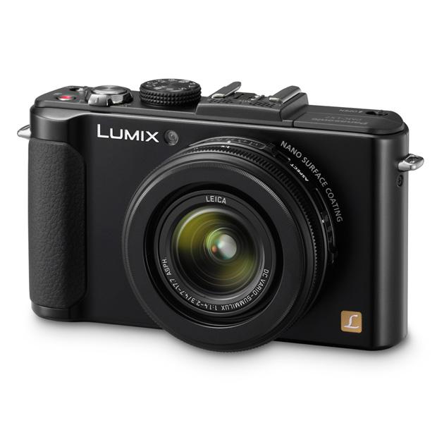 Panasonic Lumix LX7 Black