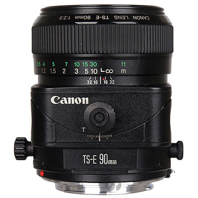 Canon TS-E 90mm Lens
