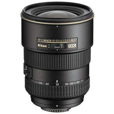 Nikon 17-55mm Super Zoom lens