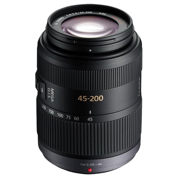 Panasonic 45-200mm