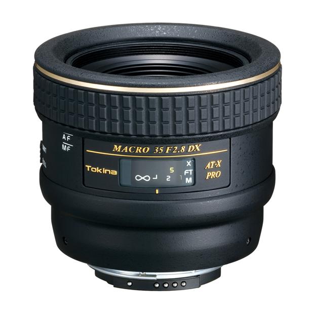 Tokina 35mm f/2.8 DX 1:1 Macro Lens