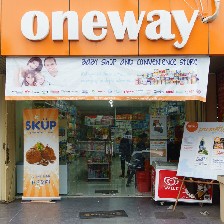 SKÜP Ice Cream at Toko OneWay Citraland 1