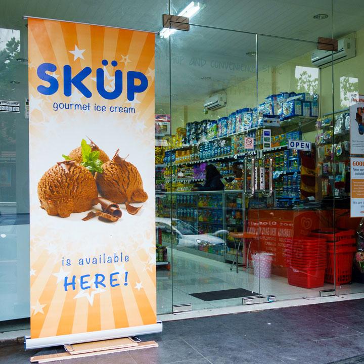 SKÜP Ice Cream at Toko OneWay Citraland 2